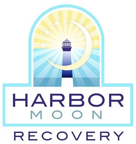 Harbor Moon Recovery logo